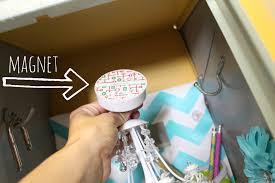 White Locker Chandelier Decorate Your Locker With Llz By Lockerlookz A And A Glue Gun