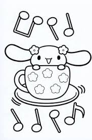 sanrio coloring pages 4b8a3432ed4c52c6976a211038c6180a jpg 354 600 pixels my melody
