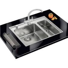 Midas MTX   Stainless Steel Kitchen Sink RHSB - Kitchen sink franke