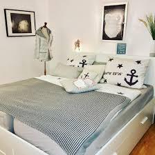 Schlafzimmer Kreativ Einrichten Kleines Schlafzimmer Einrichten Fellteppich Bilder Luftige Weiße
