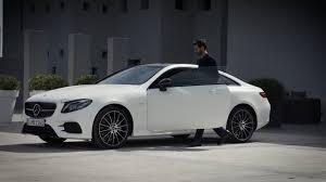 video trailer 2018 mercedes benz e class coupe caricos com