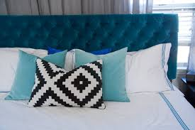 Velvet King Headboard Popular Of Blue Tufted Headboard Glitter And Goat Cheese Diy