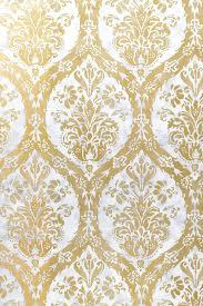 foil damask wallpaper ambrosia charcoal glitter gold leaf