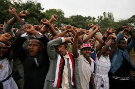 is in a state of national mourning after 52 oromo