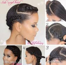 black hair styles to wear when your hair is growing out simple hairstyles for medium black hair