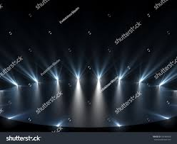 free stage lights lighting devices 3d stock illustration 709360456