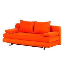 canapé convertible orange canape lit alinea finest canap convertible orange large choix de