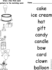 birthday crafts and cards enchantedlearning com