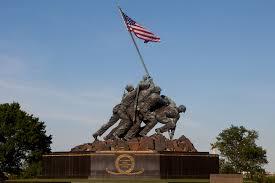 Washington Dc Flag Marine Corps War Memorial Wikipedia