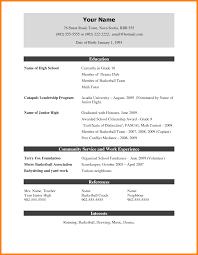Resume Format Pdf Job by Prepossessing It Resume Format Download About Job Resume Format