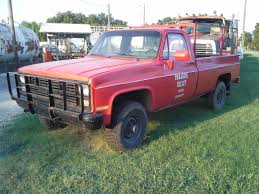 Red Lifted Chevy Silverado Truck - chevrolet cucv m1008 truck page