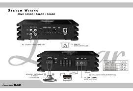 amazon com lanzar mini max 1800 watt smd mono block amplifier