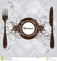 restaurant menu design template royalty free stock photos image