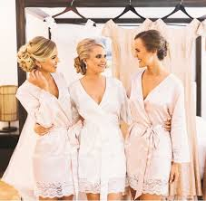 and bridesmaid robes best 25 bridesmaid robes ideas on bridal robes