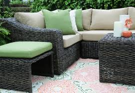 williams 8pc sectional u2014 ae outdoor