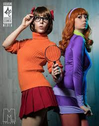 Velma Costume U0026 Velma From Scooby Doo Cosplay