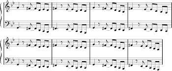 scales chords for spooky scary type tracks examples included