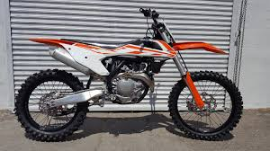 ktm electric motocross bike for sale 2017 ktm 450 sx f for sale in los angeles ca beverly hills