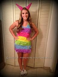 Womens Homemade Halloween Costume Ideas Pinata Costume Halloween Costumes Costumes Website