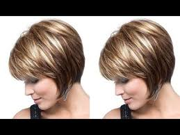 diy cutting a stacked haircut how to style stacked short layered hairstyles stacked haircuts