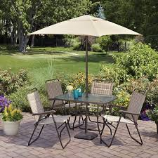 Outdoor Patio Set With Umbrella Collection In Outdoor Dining Set With Umbrella Outdoor Dining