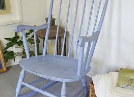 blue shabby chic chair hastac2011 org