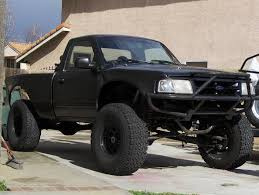 prerunner ranger 4x4 ford ranger year unknown bumper could use a winch overall i like