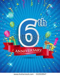new years or birthday party invitation stock image 6th birthday stock images royalty free images vectors