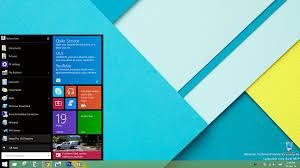 windows 10 black friday windows 10 technical preview black start menu windows theme bug