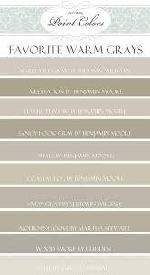 top 10 favorite warm gray paint colors favorite paint colors