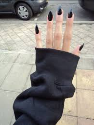 black claws 5 spooky but nail ideas for glam radar