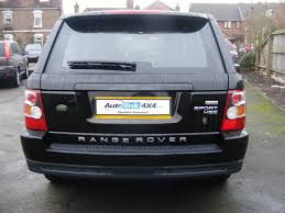 land rover used for sale used 2008 land rover range rover sport tdv8 sport hse for sale in