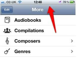 Iphone 5 Top Bar Icons General Bring Back The Ios 5 Status Bar Macrumors Forums