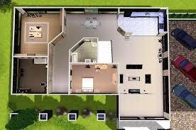 sims 3 kitchen ideas house plan home design modern house plans sims 3 kitchen