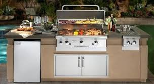 Prefab Outdoor Kitchen Grill Islands Prefab Outdoor Kitchen Grill Islands For Large Size Of An Outdoor