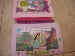 leap frog my first leap pad disney princess two princess tales