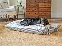 Homemade Dog Beds Pet Projects Make A Diy Dog Bed Hgtv