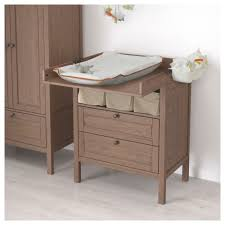Baby Changing Table Dresser Ikea by Sundvik Changing Table Chest Of Drawers Grey Brown Ikea
