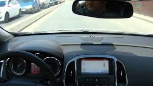 opel astra 2014 2014 opel astra sedan 1 6 cdti 136 hp test youtube