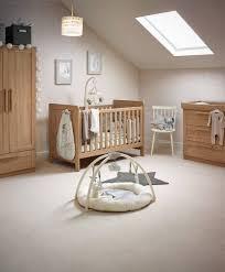 Oak Effect Bedroom Furniture Sets Atlas Cot Bed 3 Piece Nursery Furniture Set Oak Effect Mamas