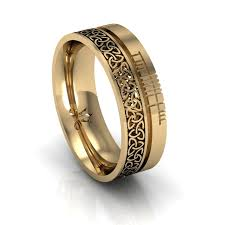awesome wedding ring awesome wedding ring design ideas with diamond engagement ring