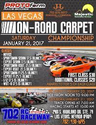 Kids Race Track Rug by Las Vegas On Road Carpet Championship 702 Rc Raceway