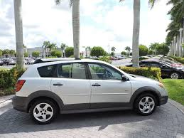 2008 used pontiac vibe 4dr hatchback at royal palm toyota serving