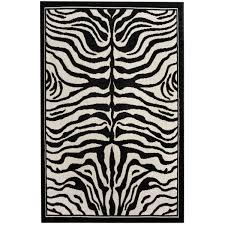 Zebra Rug Pottery Barn by Zebra Print Throw Rug Roselawnlutheran