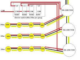 downlight wiring diagram efcaviation