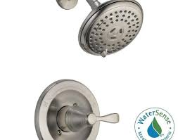 home depot shower faucets symmons elm 1handle 3spray tub and