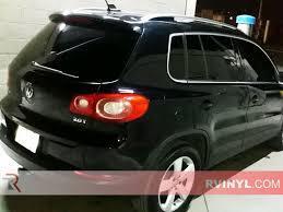 volkswagen tiguan black 2013 rtint volkswagen tiguan 2009 2017 window tint kit diy precut