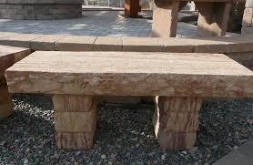 Natural Stone Benches Lones Stone U0026 Landscape Supply Natural Stone Benches