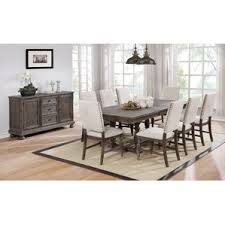 Extending Dining Table And Chairs 9 Piece Dining Sets You U0027ll Love Wayfair