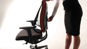 Office Chair Back Support Cushion Mesh Back Support 9191301 Youtube